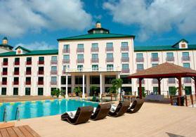 Foto afkomstig van de officiële site van het hotel.