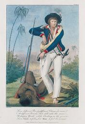 John Gabriel Stedman vocht namens Nederland tegen weggelopen slaven, maar werd verliefd op een slavin.