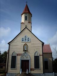 Kerk in Coronie